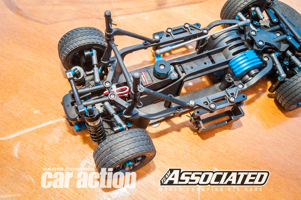 2017 Reedy Tc Race New Tamiya M07 Concept Spotted Rc