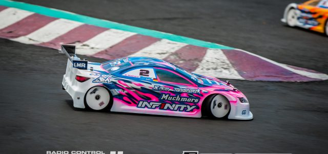 2017 Reedy TC Race: Under the Hood of Marc Rheinard's Infinity IF14