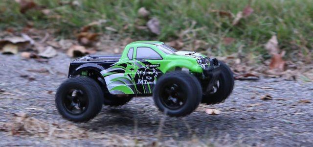Rage R/C RTR R18MT 1/18 Monster Truck [VIDEO]