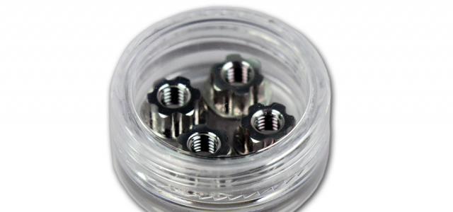 Raw Speed Billet Aluminum Wheel Nuts