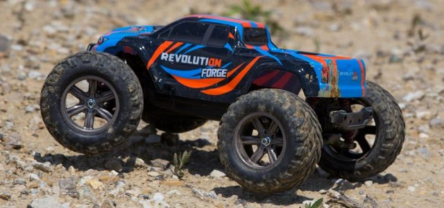 Revolution RTR Forge 1/12 2wd Monster Truck
