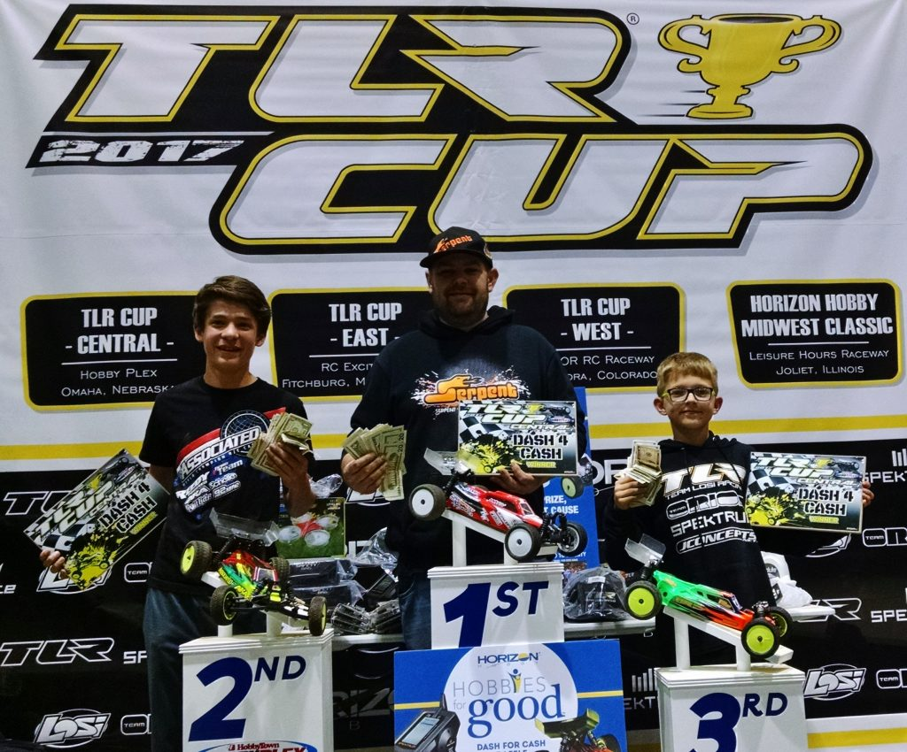 Round 1 Of The 2017 TLR Cup (19)