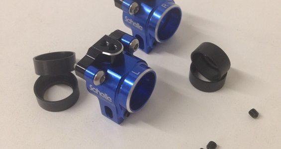 Schelle B64 And B64D Aluminum Rear Hubs