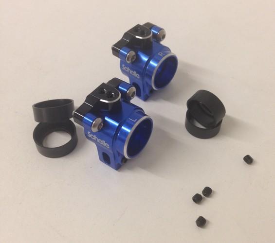 Schelle B64 And B64D Aluminum Rear Hubs (1)