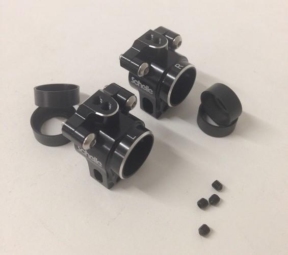 Schelle B64 And B64D Aluminum Rear Hubs (3)