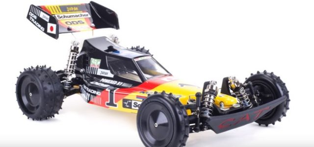 Schumacher CAT XLS Masami Iconic RC Car [VIDEO]