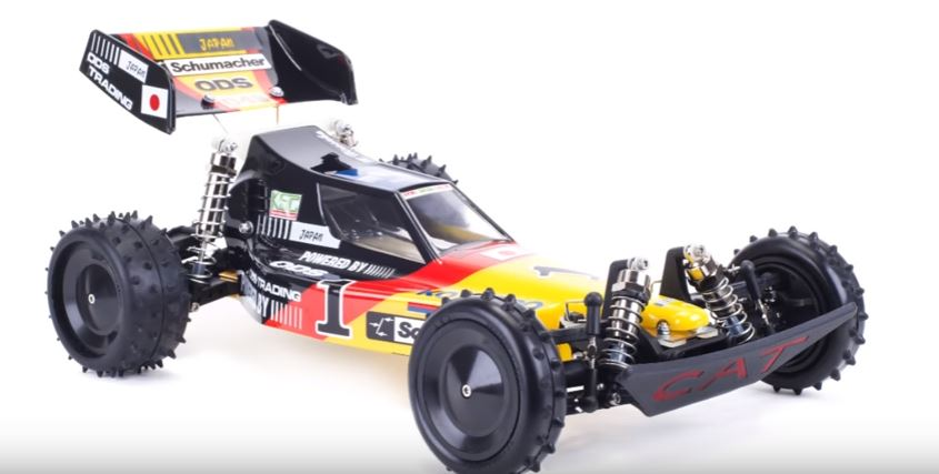 Schumacher CAT XLS Masami Iconic RC Car