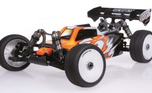 Serpent Cobra SRX8-E 1/8 4wd Electric Buggy