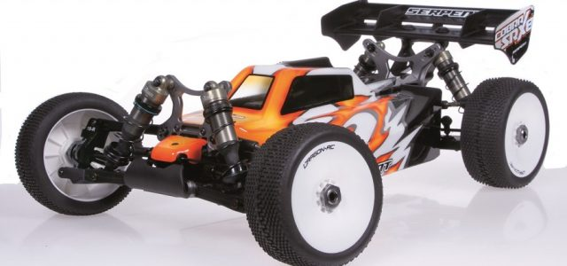 Serpent Cobra SRX8-E 1/8 4wd Electric Buggy
