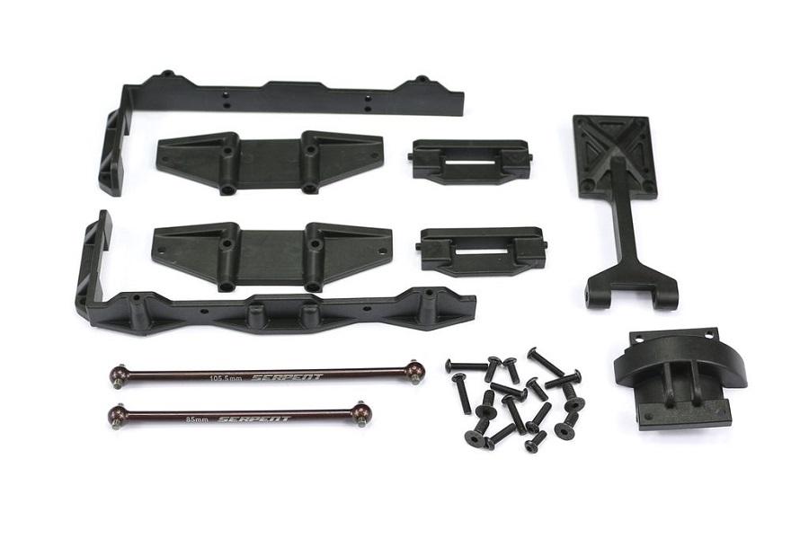 Serpent Cobra SRX8E Saddle Pack Upgrade Kit (1)