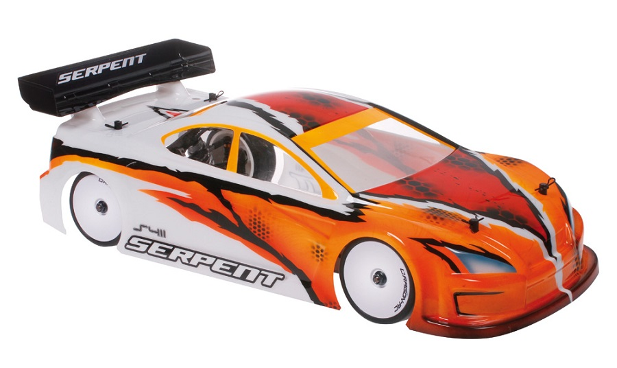Serpent Eryx 411 4.1 1_10 Touring Car (1)