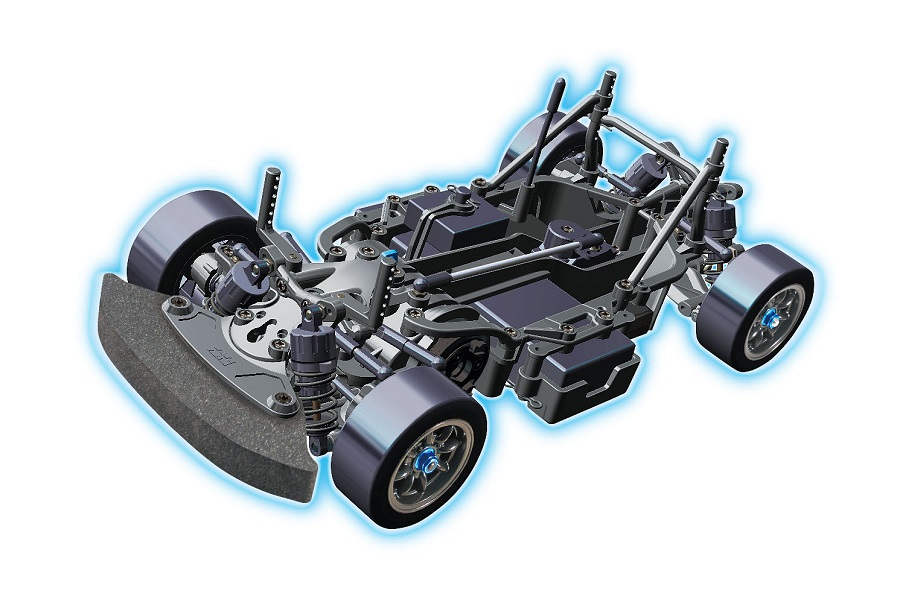 Tamiya M-07 Concept M-Chassis (2)