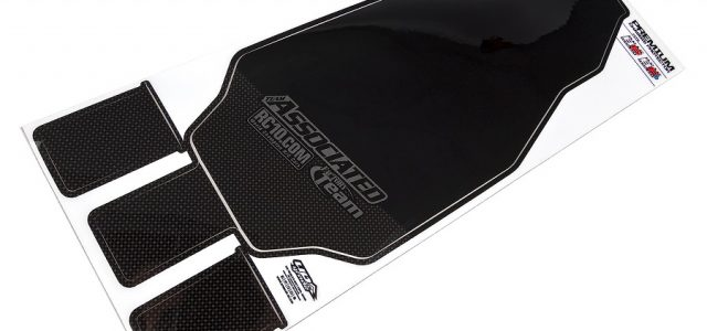 Team Associated B6/B6D Chassis Protective Sheet