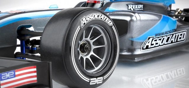 Team Associated RC10F6 Tire Decals