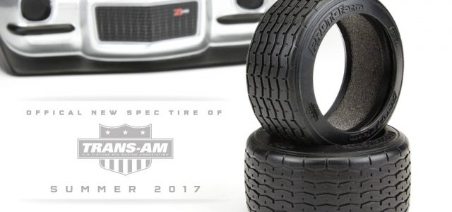 Teaser: PROTOform VTA Spec Tire