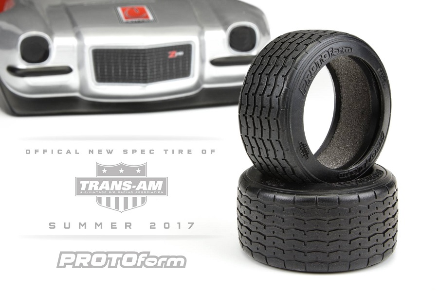 Teaser PROTOform VTA Spec Tire