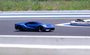 Traxxas 4-Tec 2.0 2017 Ford GT Track Session [VIDEO]