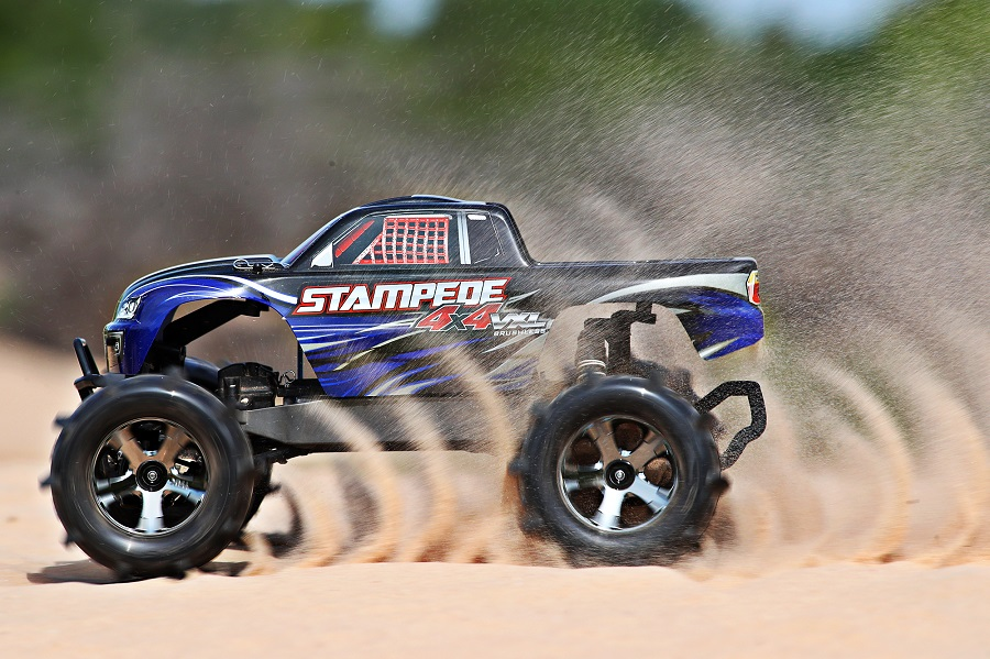 Traxxas Paddle Tires (4)