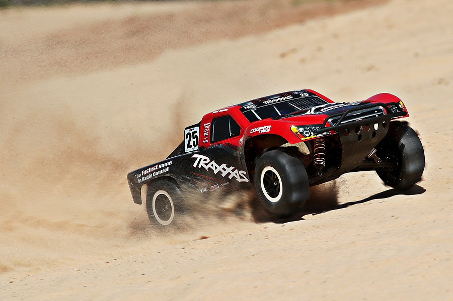 Traxxas Paddle Tires (8)
