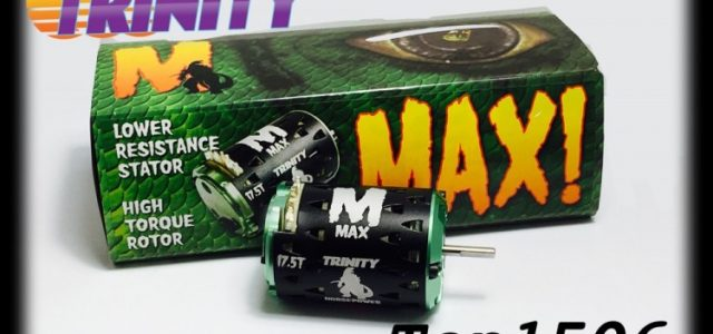 Trinity Monster Max 13.5, 17.5 & 21.5 Spec Motors