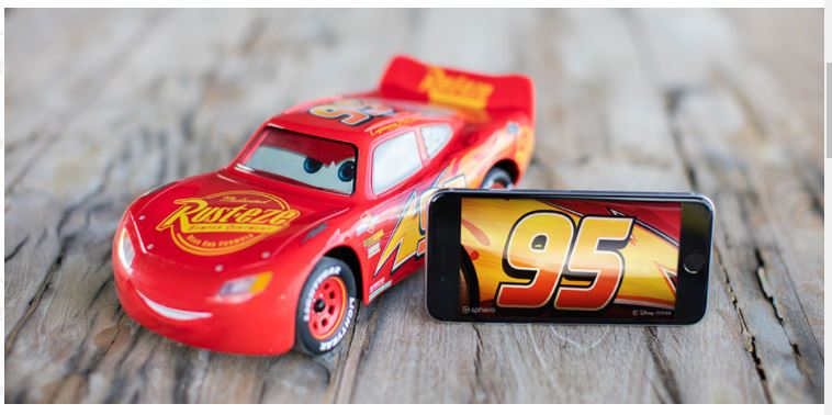 Ultimate Lightning McQueen RC Car (1)