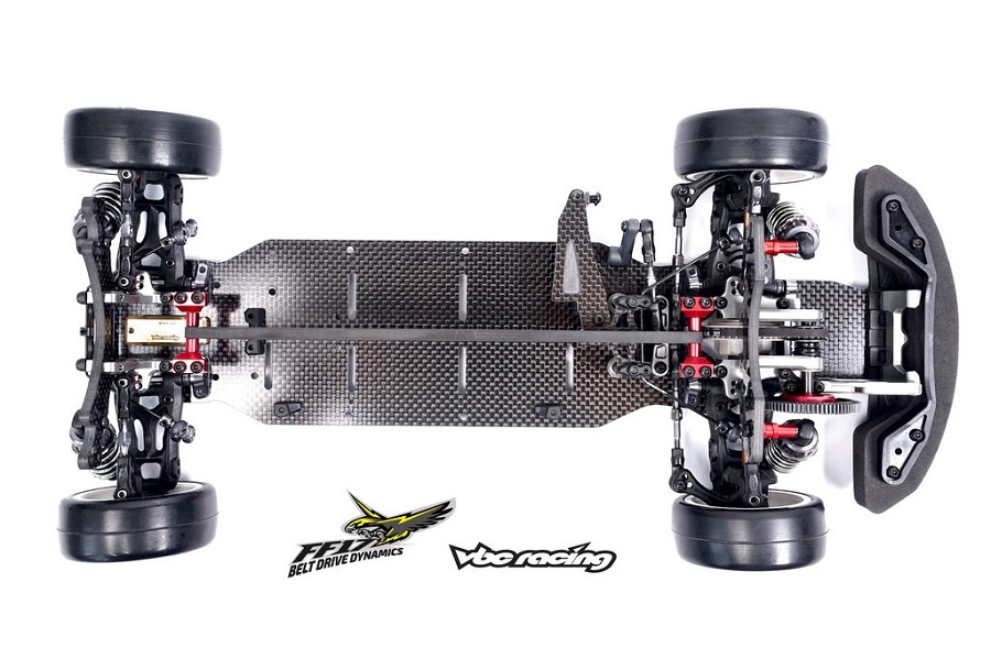 VBC FF17 Belt Drive Dynamics 1_10 Touring Car Kit (3)