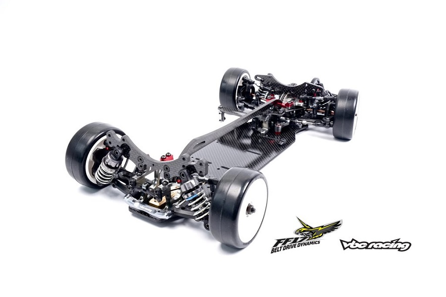 VBC FF17 Belt Drive Dynamics 1_10 Touring Car Kit (4)