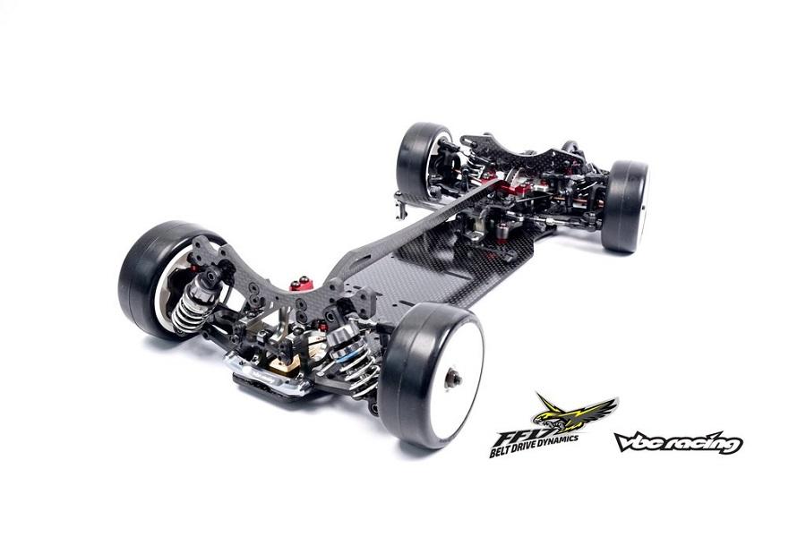 VBC FF17 Belt Drive Dynamics 1_10 Touring Car Kit (4)