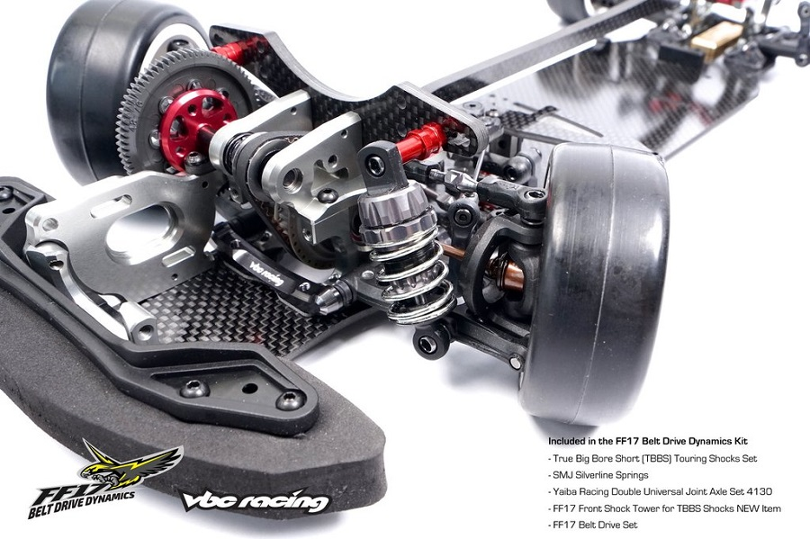 VBC FF17 Belt Drive Dynamics 1_10 Touring Car Kit (5)