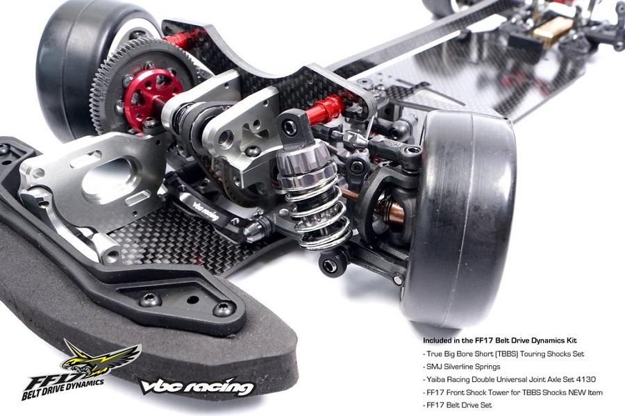 VBC FF17 Belt Drive Dynamics 1_10 Touring Car Kit (5)
