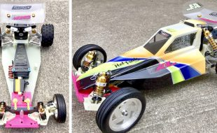 This Vintage RC10 Is Bringing That 80s Flavor [READER'S RIDE]