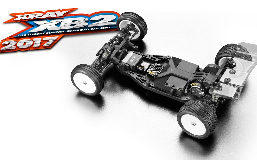 XRAY 2017 XB2 2wd Off-Road Buggy (3)