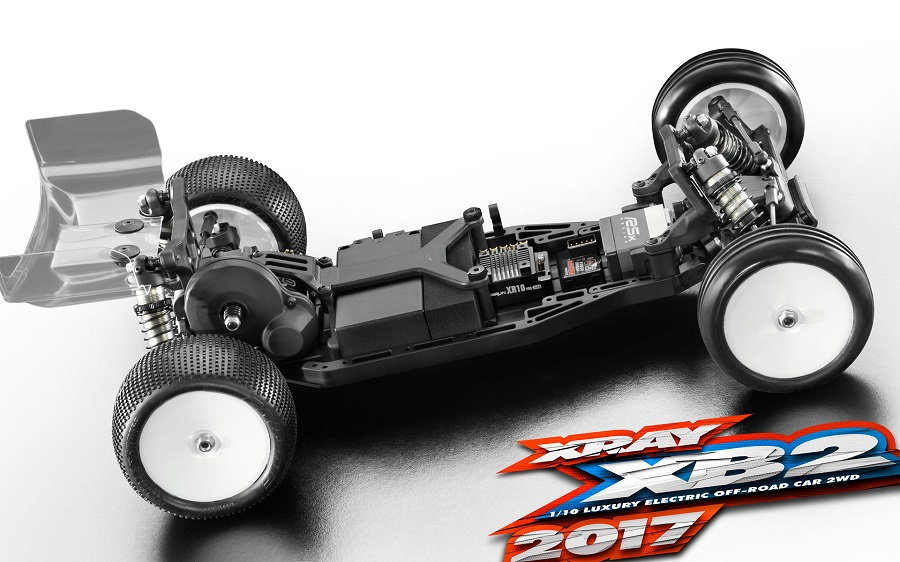 XRAY 2017 XB2 2wd Off-Road Buggy (4)