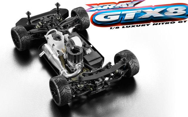 XRAY GTX8 1_8 Nitro On-Road Car (2)