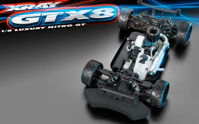 XRAY GTX8 1_8 Nitro On-Road Car (3)