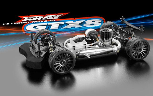 XRAY GTX8 1_8 Nitro On-Road Car (4)