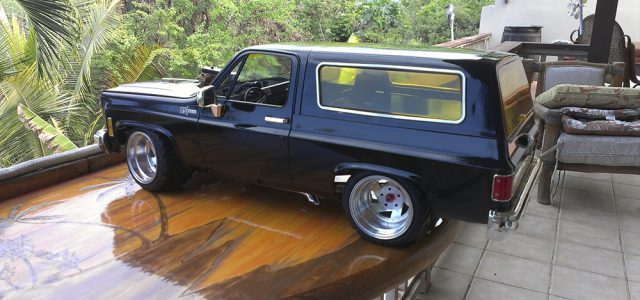 RC4WD Chevy Blazer Hotrod [READER'S RIDE]
