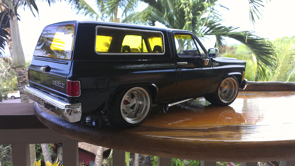 RC4WD Chevy Blazer Hotrod [READER'S RIDE] - RC Car Action