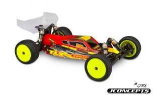 JConcepts S2 Body For The TLR 22 4.0