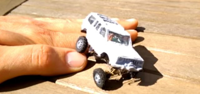 Check Out These Amazing 1/87 Scale Custom Trucks [VIDEO]