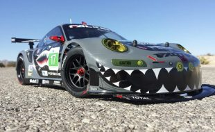 Land Shark HPI RS4 Porsche [READER'S RIDE]