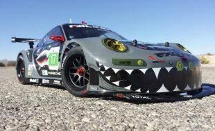 HPI RS4 Porsche Land Shark [READER'S RIDE]