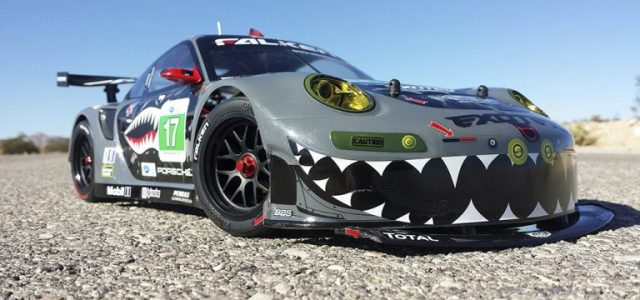 HPI RS4 Porsche Land Shark [READER'S RIDE]