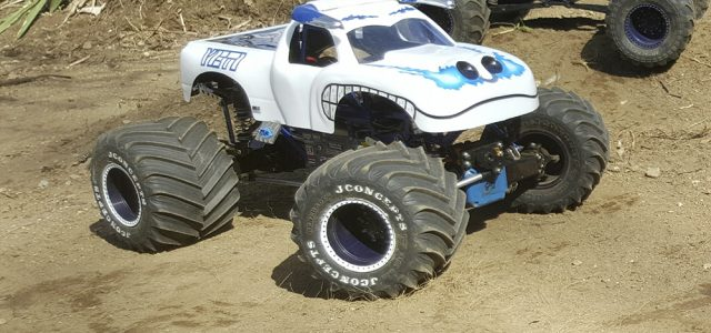 "Southwest Monster Shop KK2 ""Yeti"" Monster Truck [READER'S RIDE]"