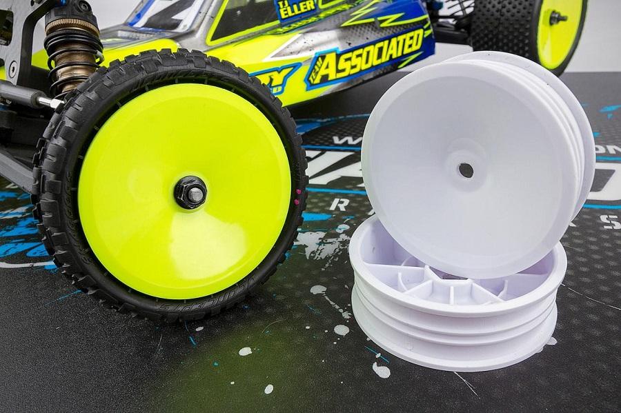 B6 & B6D Slim Profile Front Wheels (1)
