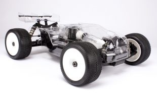 HB Racing D817T 1/8 Nitro Truggy Kit