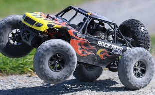 Helion RTR Brushless Rock Rider [VIDEO]