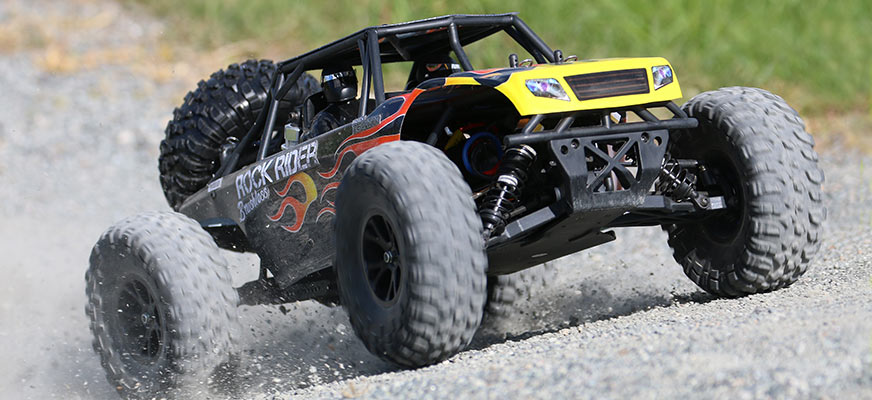 Helion RTR Brushless 1_10 4x4 4wd Rock Rider (6)