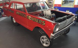 Custom A/FX Chevy Drag Car [READER'S RIDE]