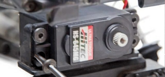 Upgrade Your Steering With a New Servo [HOW TO]